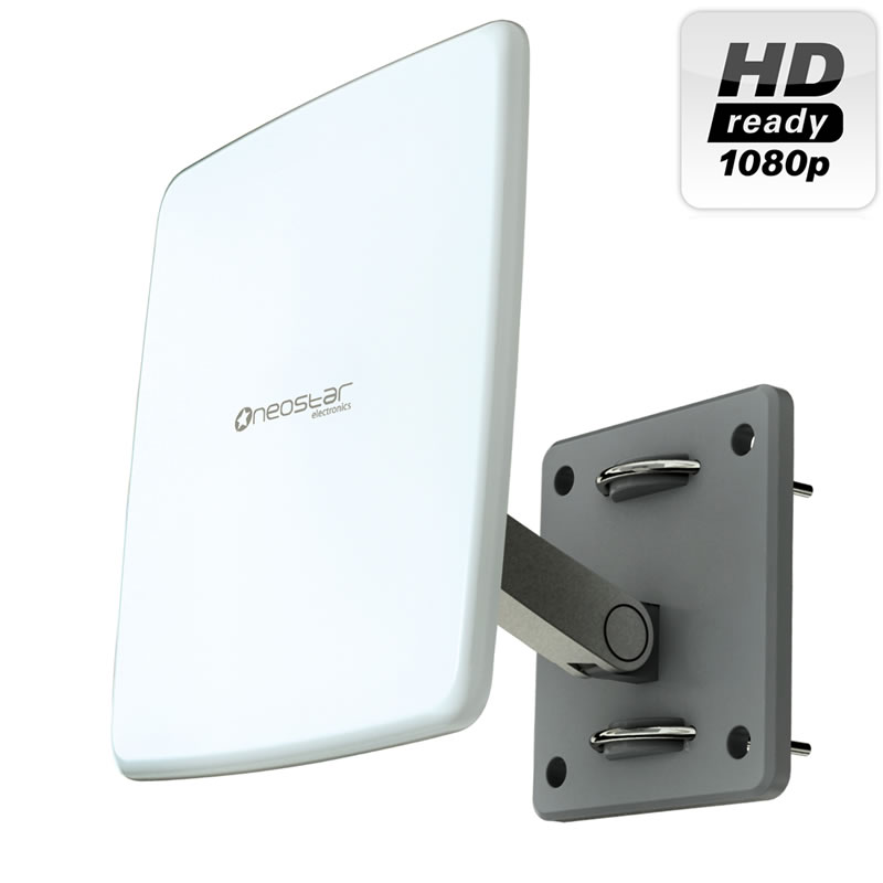 Details about NEOSTAR HD OUTDOOR AMPLIFIED DIGITAL TV AERIAL ANTENNA