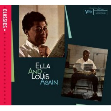 Fitzgerald-Armstron-Ella-And-Louis-Again-2CD-CD-NEU
