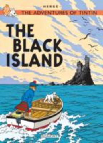 The-Black-Island-by-Herge-Book-Hardback-NEW-2002