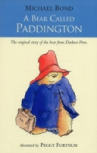 A-Bear-Called-Paddington-Michael-Bond-Book