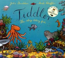 Tiddler by Julia Donaldson Book Paperback NEW Book NEW