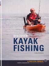 Discover Kayak Fishing by Andy Benham Paperback Book