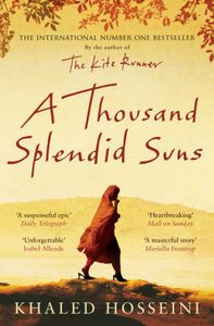 A Thousand Splendid Suns by Khaled Hosseini Book Paperback NEW 2008