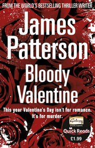 Bloody Valentine by James Patterson Book Paperback 2011