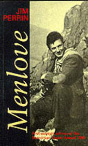 Menlove Life of John Menlove Edwards by Jim Perrin Book Paperback 1993