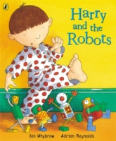 Harry and the Robots by Ian Whybrow Book Paperback 2003