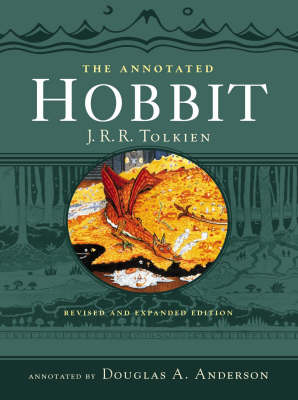 The Annotated Hobbit by J. R. R. Tolkien Book Hardback, 2003