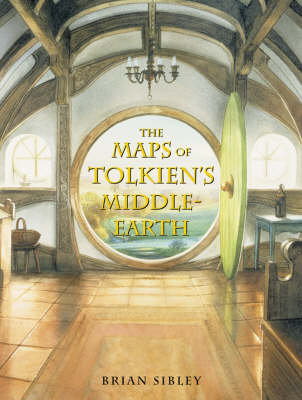 The Maps of Tolkien's Middle-earth: Special Edition by Brian Sibley...