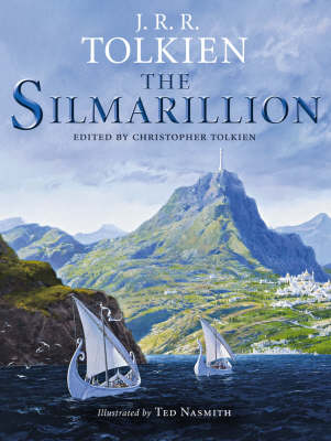 The Silmarillion by J. R. R. Tolkien Book Hardback 2004