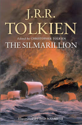 The Silmarillion by J. R. R. Tolkien Book Paperback 2008