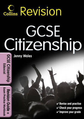GCSE Citizenship for Edexcel by HarperCollins Publishers Book Paperback NEW  201