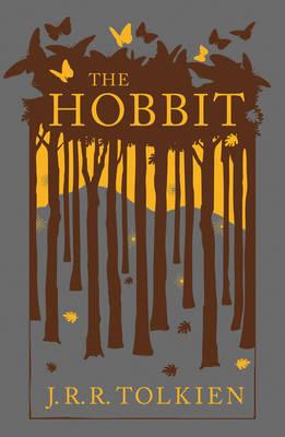 The Hobbit by J. R. R. Tolkien Book Hardback 2012
