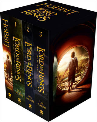The Hobbit and The Lord of the Rings: Boxed Set by J. R. R. Tolkien...