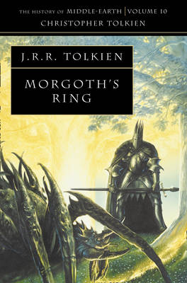The Morgoth's Ring The Later Silmarillion Part One  The Legends of Aman by