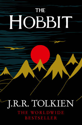 The Hobbit The Worldwide Bestseller by J. R. R. Tolkien Book Paperback NEW  1996
