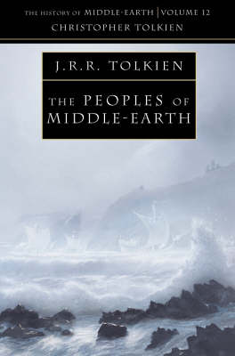 The Peoples of Middle-Earth by Christopher Tolkien Book Paperback NEW  1997