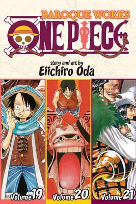 One Piece 3-in-1 Edition 7 One Piece Omnibus Edition