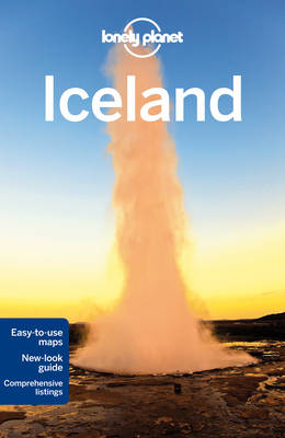 LONELY PLANET ICELAND Book Paperback Travel Guide NEW