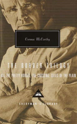 The Border Trilogy by Cormac McCarthy Book Hardback NEW  2008
