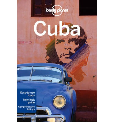 Lonely Planet Cuba Travel Guide Paperback Book 9781742204222