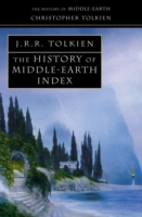The History of Middle-earth Index by Christopher Tolkien Book Paperback NEW  200