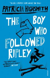 The Boy Who Followed Ripley by Patricia Highsmith Book Paperback 2001