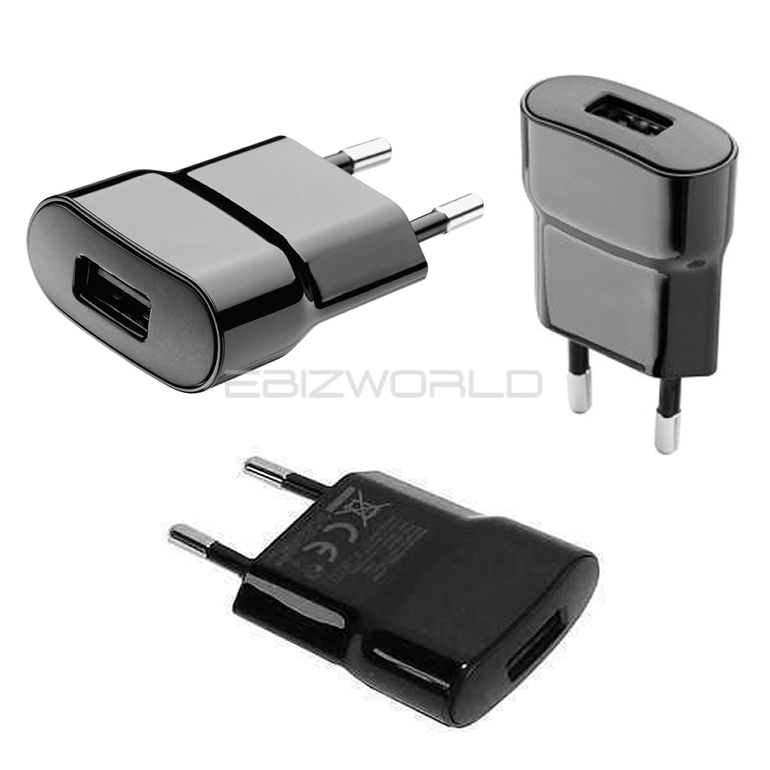 Genuine-BlackBerry-Travel-EU-2-Pin-Mains-USB-Plug-Power-Wall-Charger-EUrope