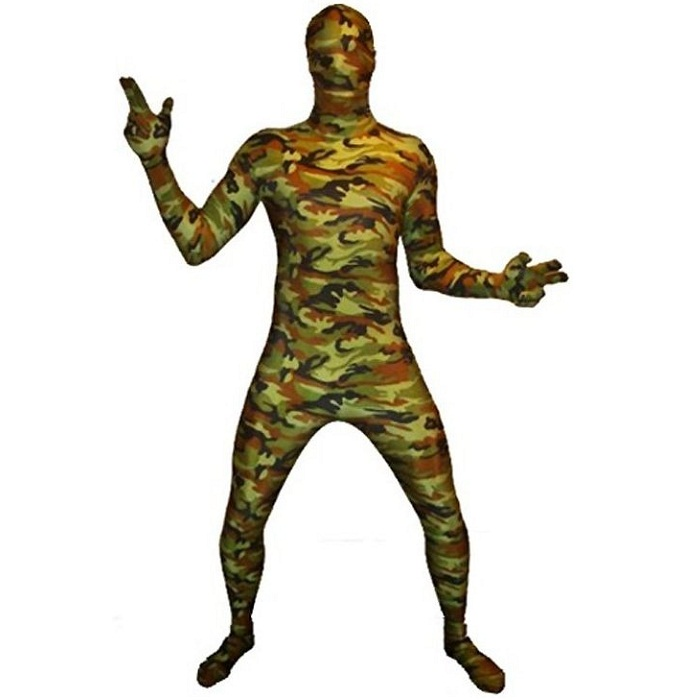 Original halloween morphsuits morphsuit morph suit fancy dress costume suit new ebay for Comcostume halloween homme original