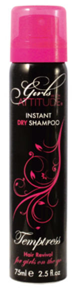 View Item Girls With Attitude Instant Dry Shampoo Temptress NEW