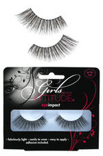 View Item Girls With Attitude On The Lash False Eye Lashes NEW