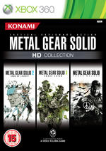 View Item New / Sealed - METAL GEAR SOLID HD COLLECTION - Xbox360 Game - Free P&P