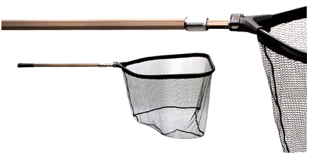 DAIWA AQUA DRY BOAT LANDING NET DADBN Enlarged Preview