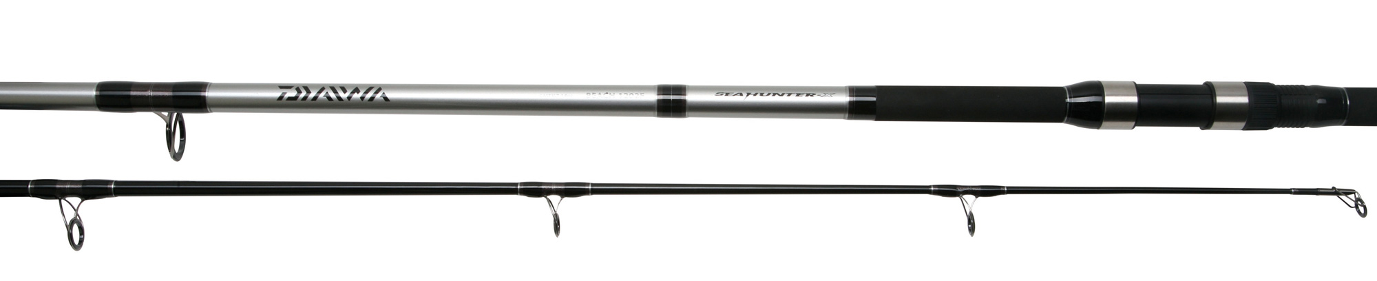 NEW DAIWA SEA HUNTER X SURF ROD 12' 2PC 4-8OZ Enlarged Preview