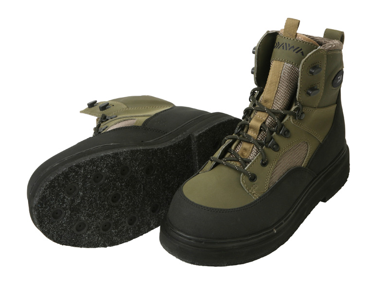 NEW-DAIWA-FELT-SOLE-WADING-BOOTS-WITH-STUDS