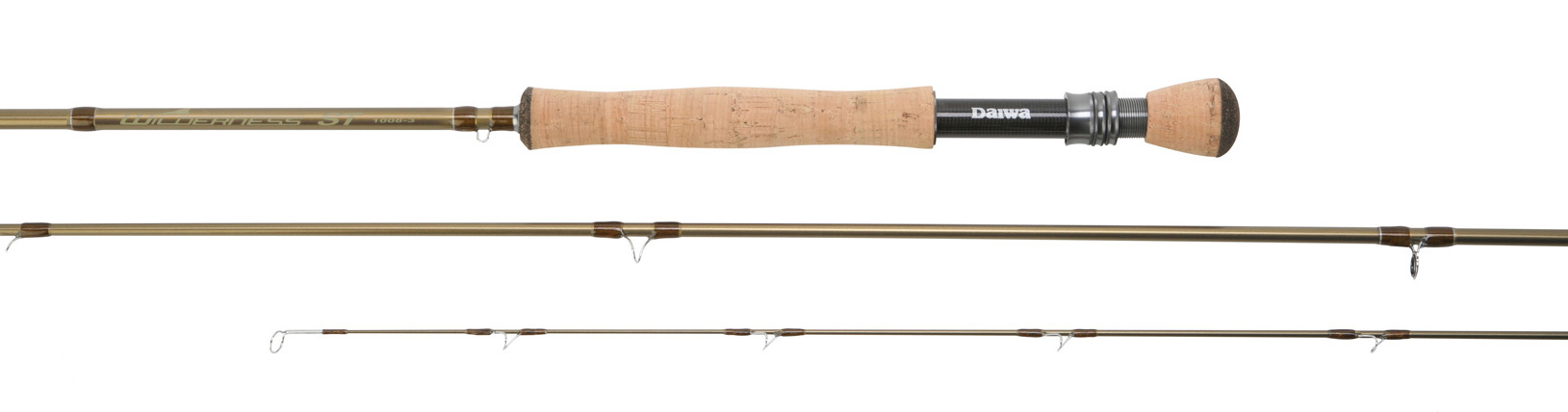 Daiwa wilderness st fly fishing rod half price clearance for Fishing rod clearance