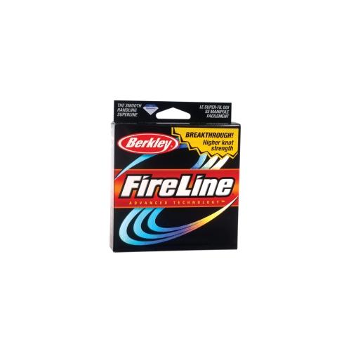 BERKLEY FIRELINE SMOKE ALL SIZE 125YD SPOOL FREE SNIPS Enlarged Preview