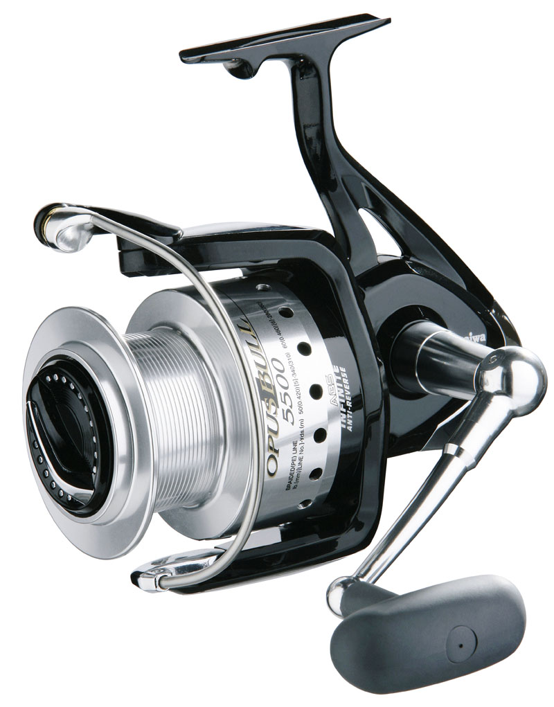 Daiwa opus bull 5000 model no opb5000 fishing reel ebay for Daiwa fishing reels