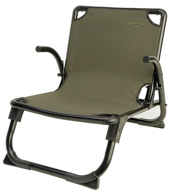 BRAND NEW DAIWA MISSION LOW CHAIR DMLC1 Enlarged Preview