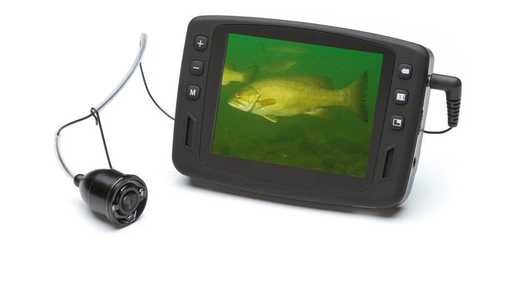 NEW FISHING PARTNER MICRO AV COMPACT POCKET UNDERWATER VIDEO CAMERA Enlarged Preview