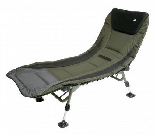 New Daiwa Infinity Overnighter Bedchair Model No Dionbc1