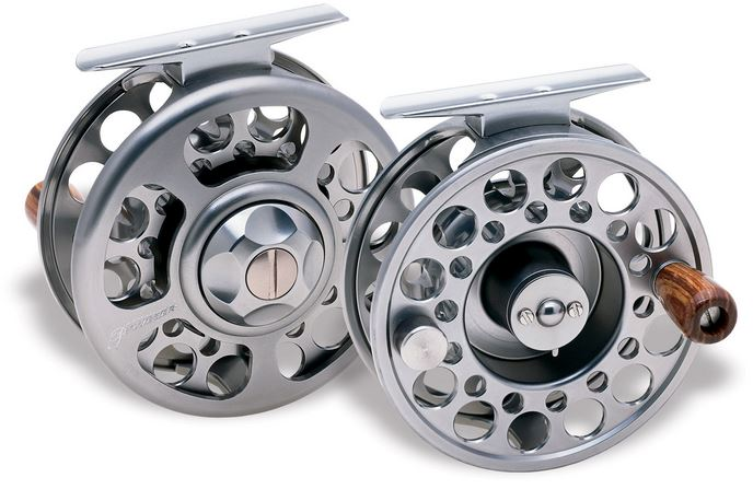 Pflueger trion fly fishing reel all sizes available ebay for Fishing reel sizes