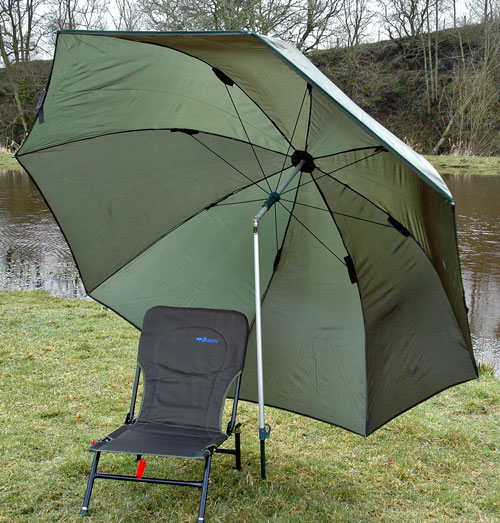 parapluie 2 5 m bison p che accessoire abri parasol camping. Black Bedroom Furniture Sets. Home Design Ideas