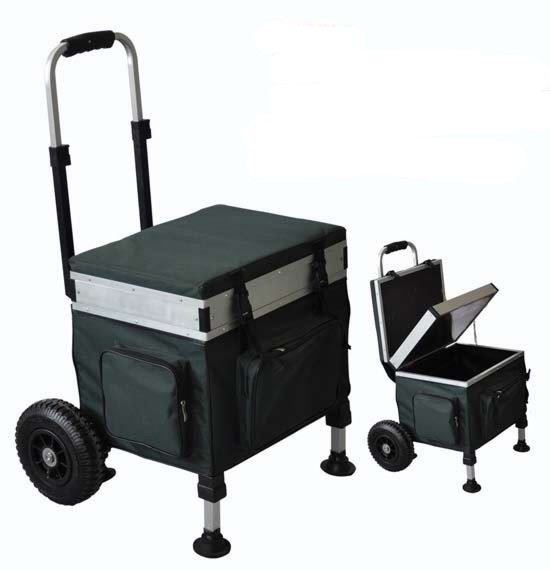 Bison Trolley Seat Box Barrows Amp Trolleys Fishing Mad