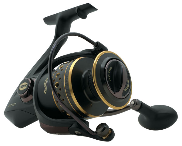 new penn battle 2000 saltwater spinning fishing reel