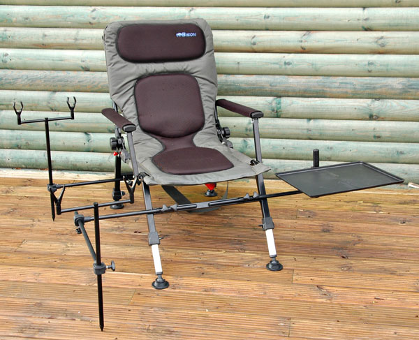 BISON CARP FISHING CHAIR ALL TYPES Enlarged Preview