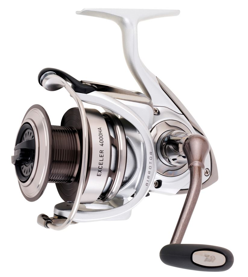 New daiwa exceler 4000 fishing reel exe4000 ha ebay for Daiwa fishing reels