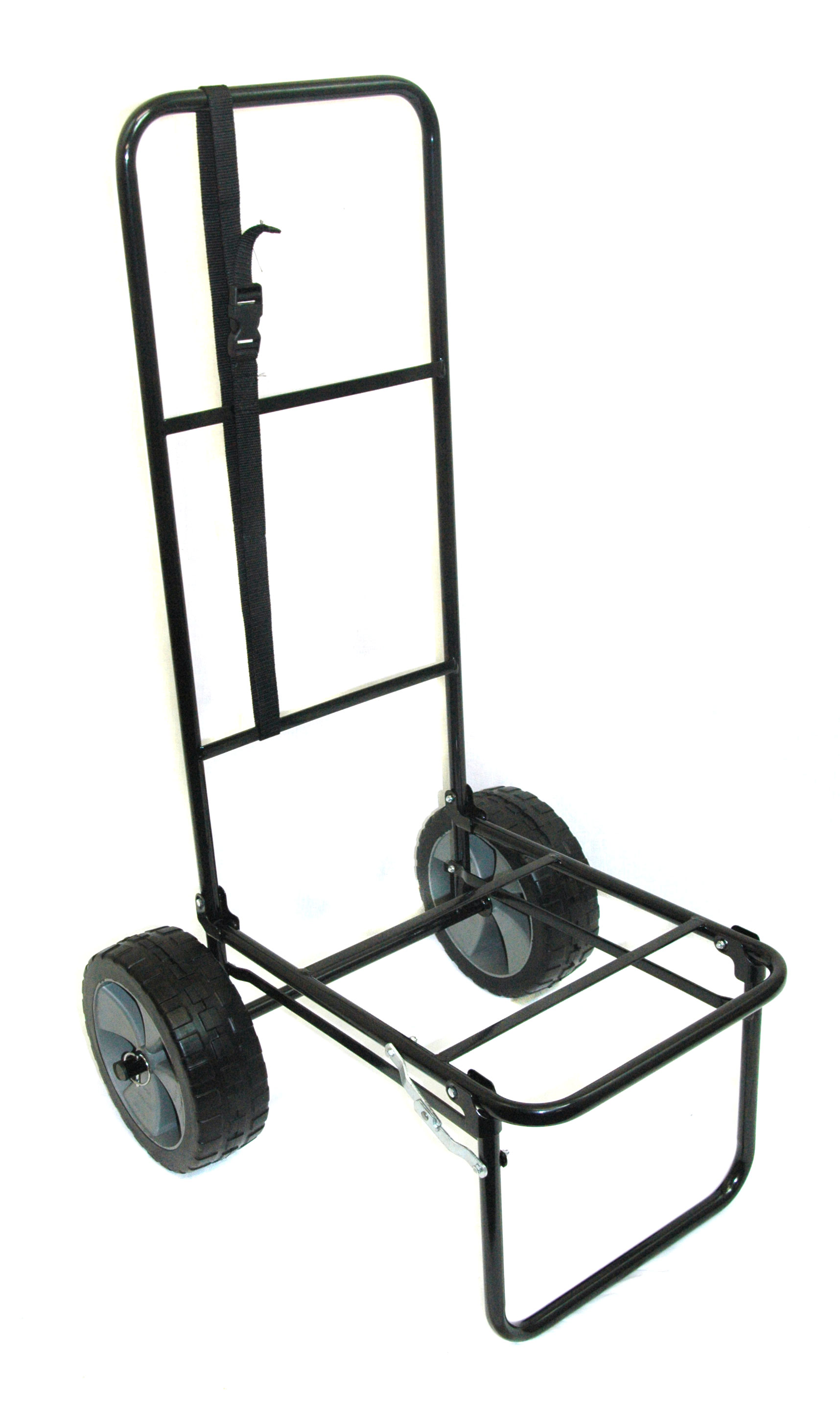 Folding Fishing Seatbox Trolley With 10 Quot Puncture Proof