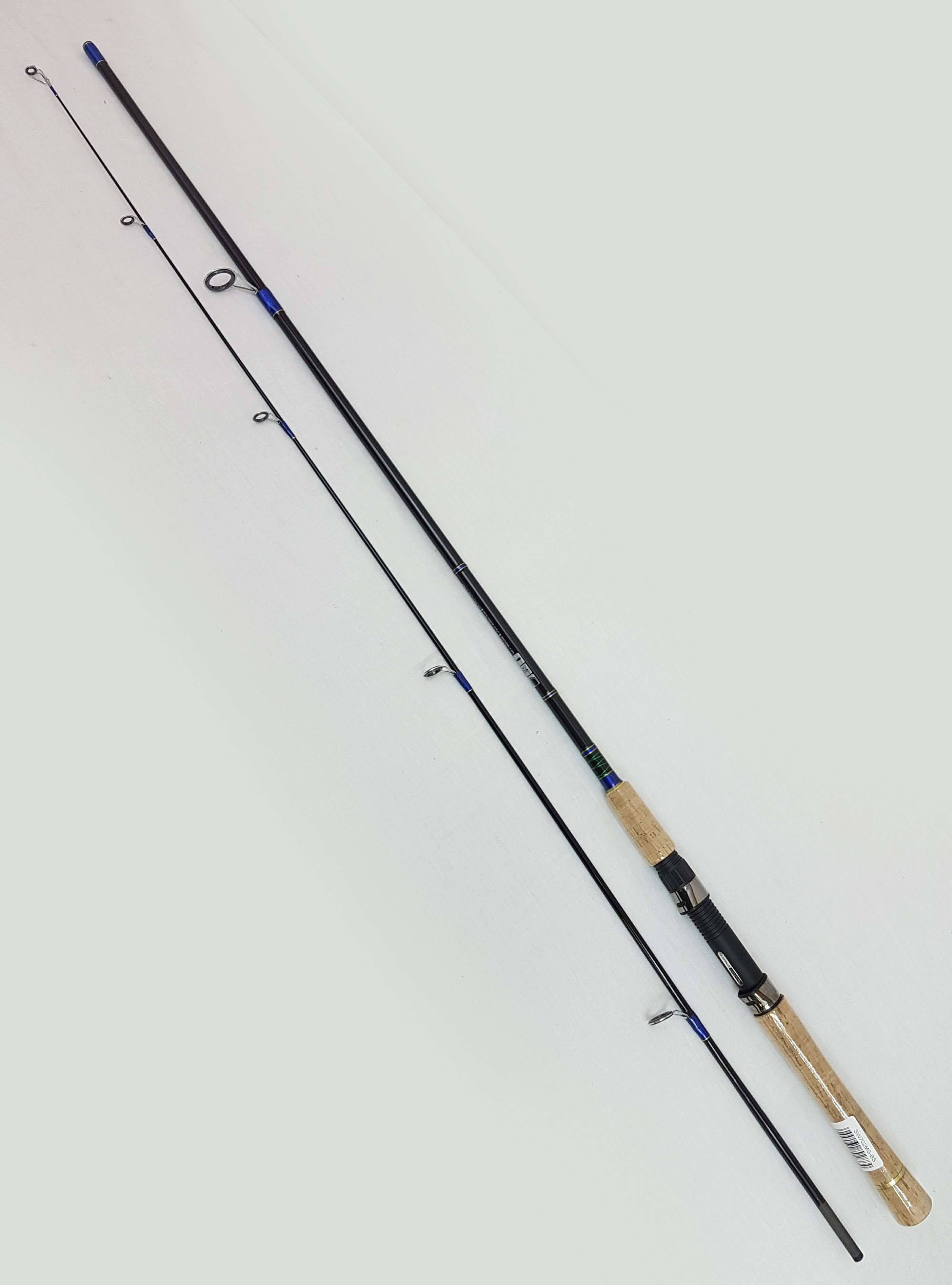 Daiwa sweepfire sw702ms bs7 39 2 pc spinning rod special for Fishing rod clearance