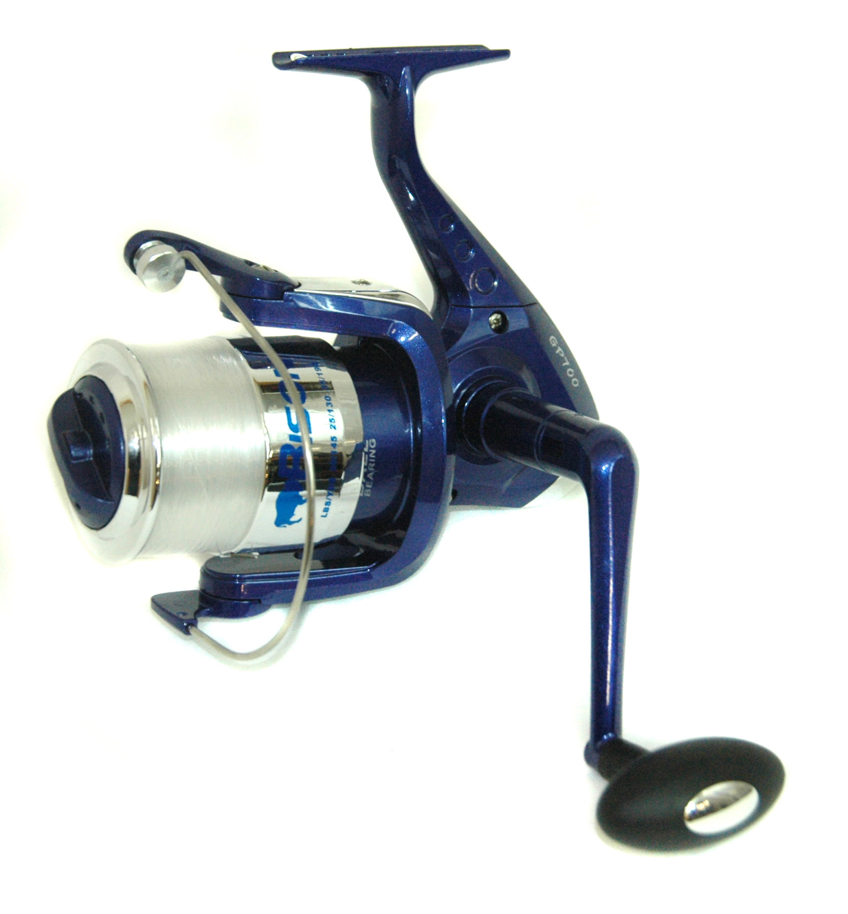 Sea fishing kit 13 39 beachcaster surf rod 7000 surf reel for Surf fishing reels