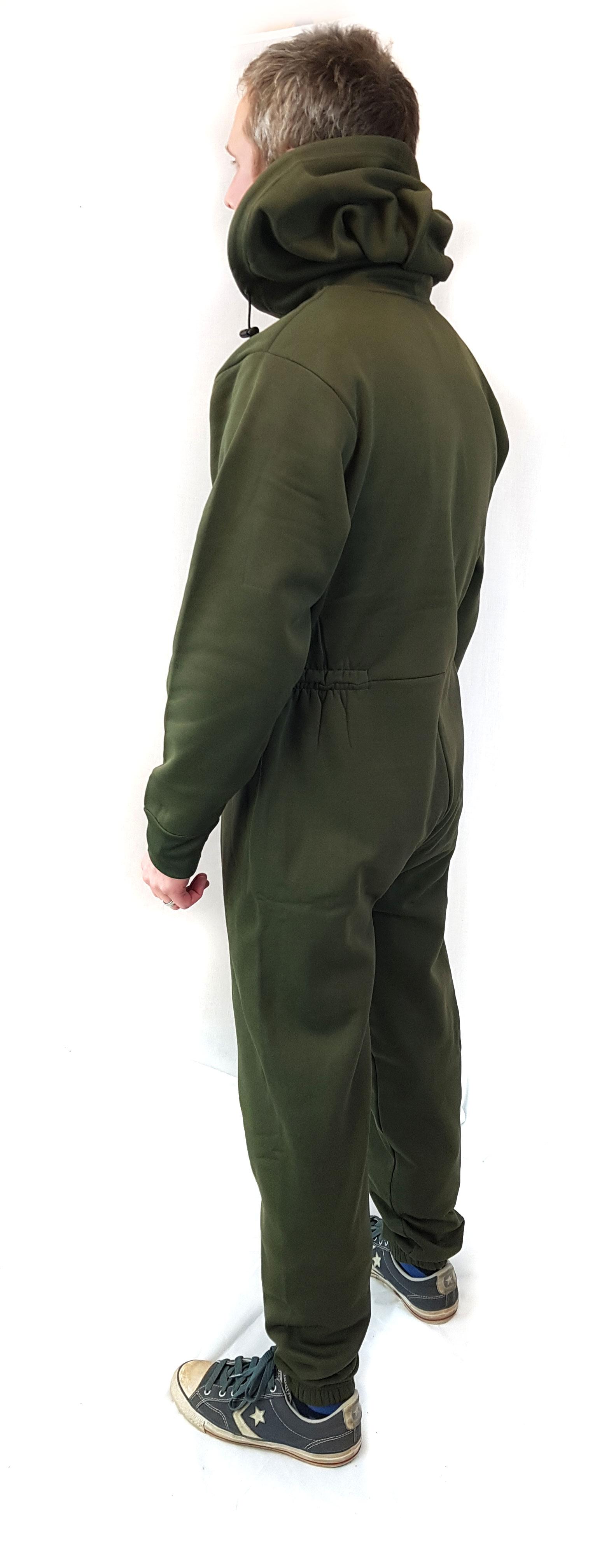 Bison Thermal Fleece Undersuit Ebay